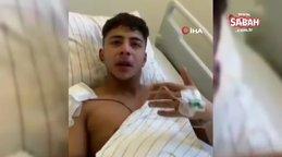 Son dakika! Almanya'daki saldırıdan yaralı kurtulan Türk o anları anlattı | Video