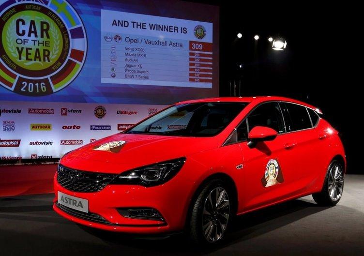 Avrupa'da yılın otomobili belli oldu!