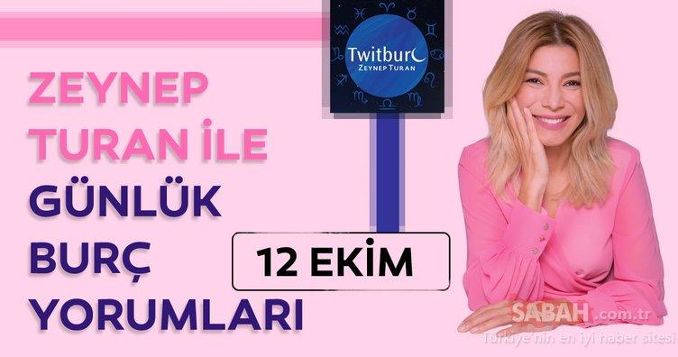 Uzman Astrolog Zeynep Turan ile günlük burç yorumları 12 Ekim 2019 Cumartesi - Günlük burç yorumu ve Astroloji