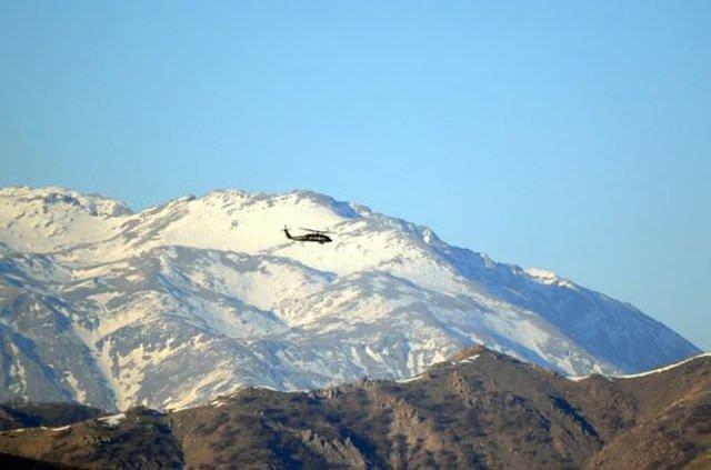 Tunceli'de PKK'ya karşı dev operasyon