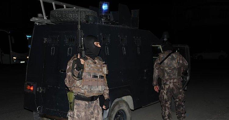 Adana merkezli PKK/KCK operasyonunda 34 gözaltı