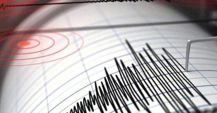 Valilikten son dakika İstanbul depremi açıklaması! İstanbul depremi şiddeti az önce açıklandı AFAD Kandilli son depremler