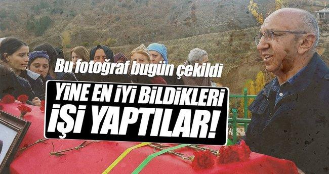 HDP yine en iyi bildiği işi yaptı