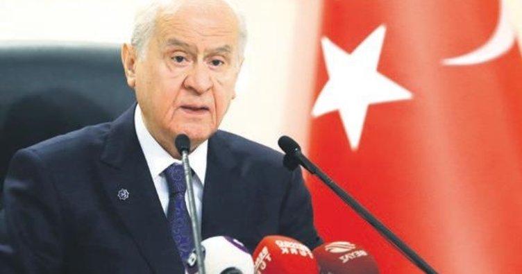 Devlet Bahçeli: Suriye'nin geleceğinde Esad olmamalı