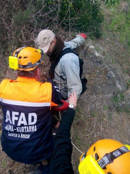 Krizlerin kuruluşu: AFAD