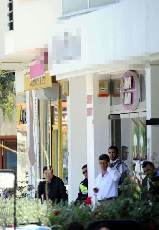 Kuşadası'nda banka soygunu