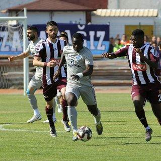 Hatayspor: 3 - Adana Demirspor: 2 (Maç sonucu) Hatayspor finale çıktı