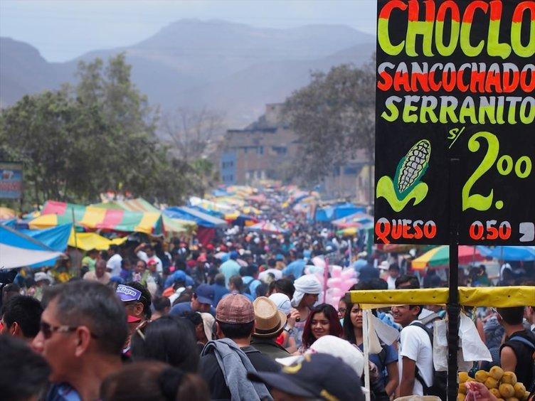 Peru'da Ölüler Günü