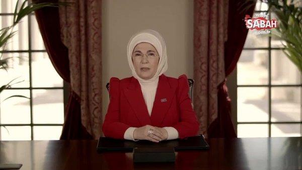 Emine Erdoğan: Kadınlarımız, hepimiz için sonsuz bir ilham kaynağı!