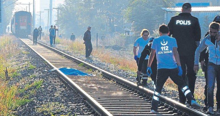 Tren yolu şehrin dışına taşınsın