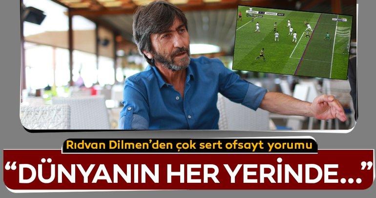 Kasımpaşa - Fenerbahçe maçı için Rıdvan Dilmen'den flaş yorumlar