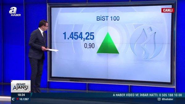 Haftanın ilk gününde piyasalarda durum ne? Borsa İstanbul günü nasıl tamamladı?   Video