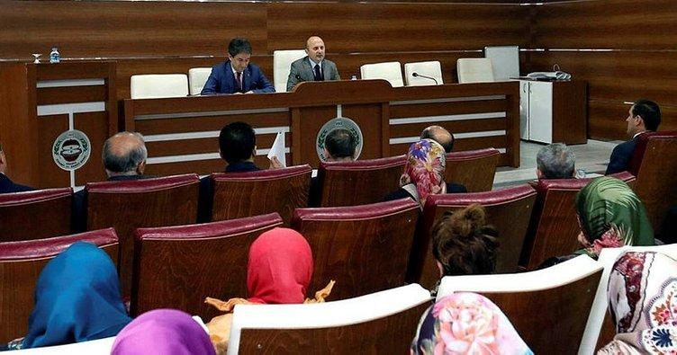 Amasya'dan devlete 8 binden fazla başvuru