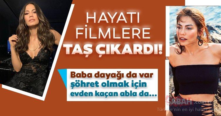 Doğduğun Ev Kaderindir'in yıldızı Demet Özdemir hayat hikayesi ile Türk filmlerine taş çıkardı! Demet Özdemir'in hayatını şöhret olmak için evden kaçan ablası değiştirdi...