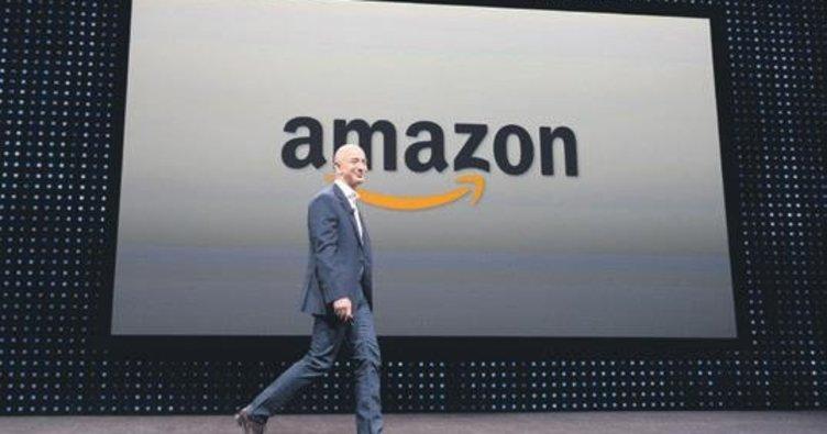 Amazon da 1 trilyon $ kulübünde