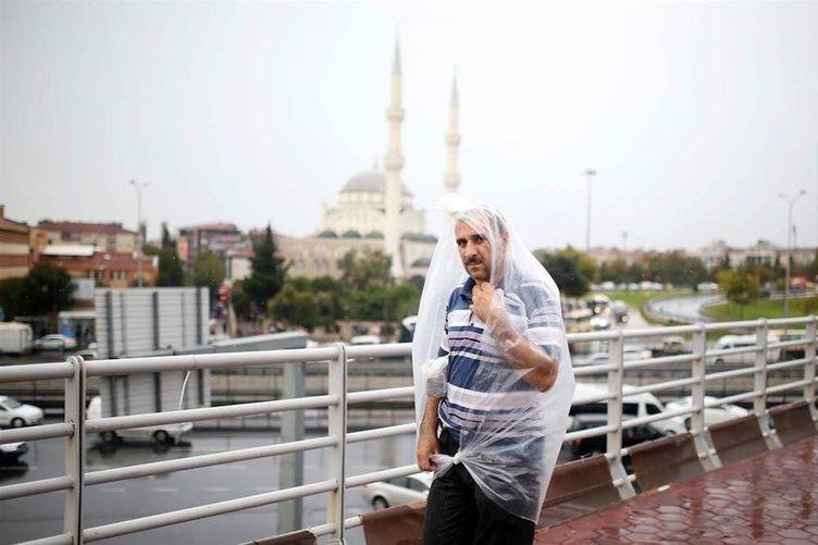 İstanbul'da yağmur durmayacak