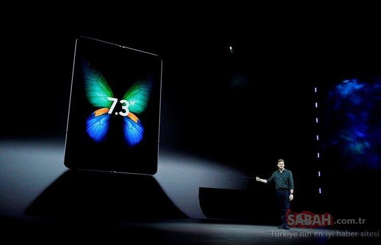 Samsung Galaxy Fold'un ekranı satışa çıkmadan bozuldu