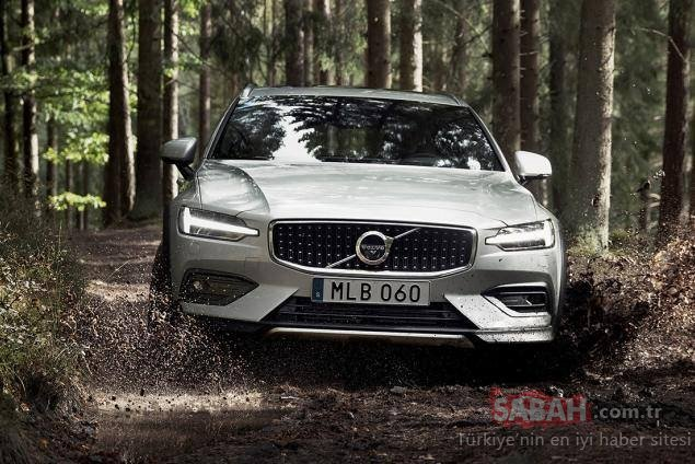 Volvo V60 Cross Country >> 2019 Volvo V60 Cross Country Tanitildi Iste Tum Detaylari Galeri