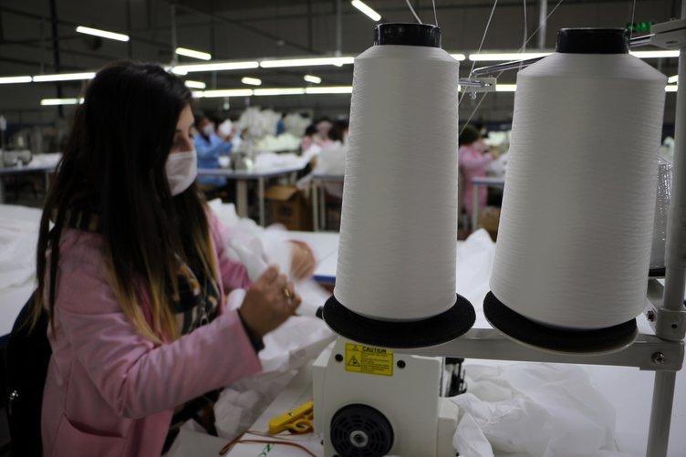 Koronavirüs nedeniyle talepler arttı! Gece gündüz çalışıyorlar