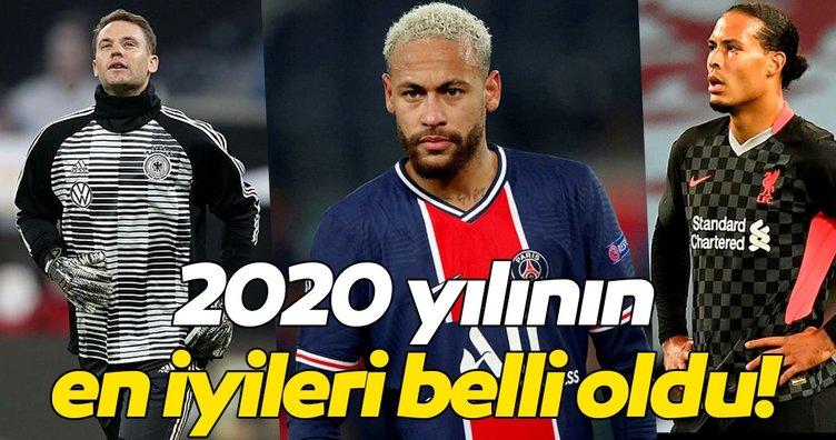 2020 yılının en iyileri belli oldu!