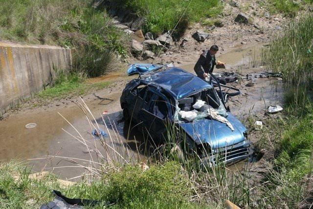 Çorlu'da korkunç kaza