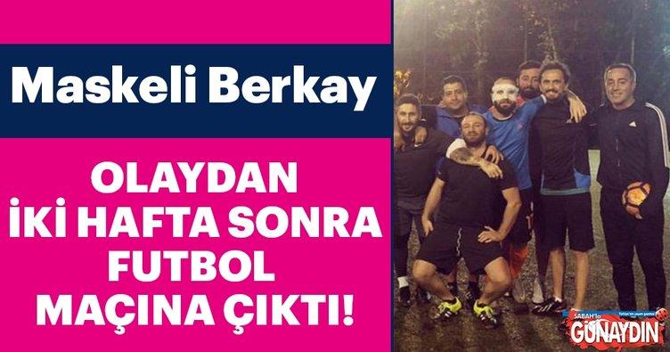 Maskeli Berkay