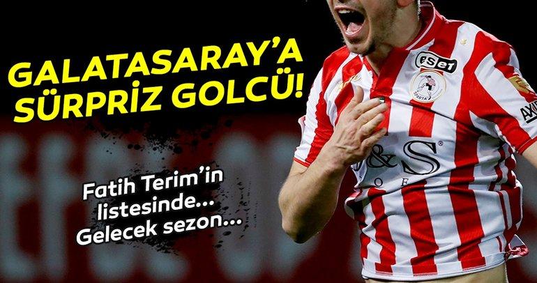 Galatasaray transfer haberleri: Fatih Terim, forvet ve 10 numara istiyor