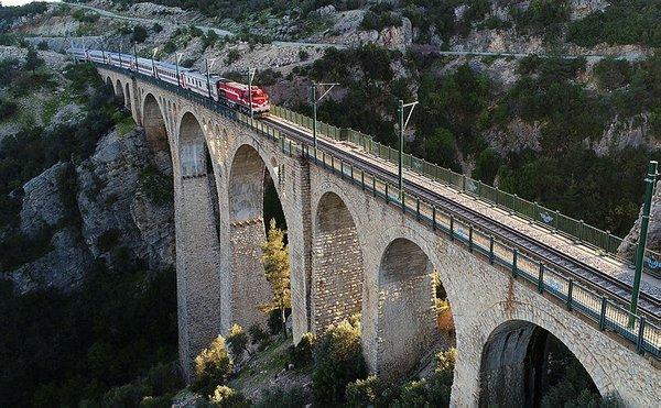 Gözyüzünden Türkiye manzaraları