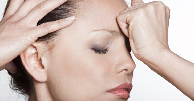 Dayanılmaz migren ağrıları için müthiş çözüm!