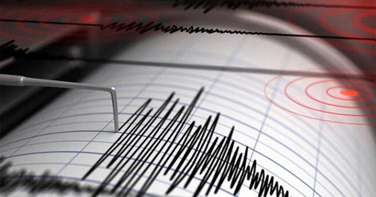 Arjantin'de 5,8 büyüklüğündeki depremin ardından dağlık bölgede toprak kayması oldu
