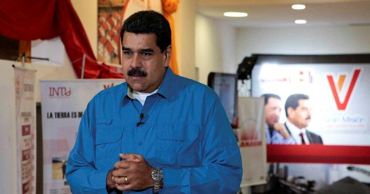 Venezuela'da Maduro'nun anayasa hamlesine tepkiler