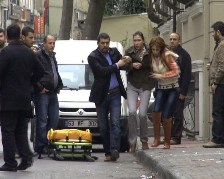 Fatih'te rehine krizi