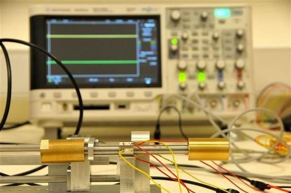 Türk bilim insanları üretti: Milimetrik motor