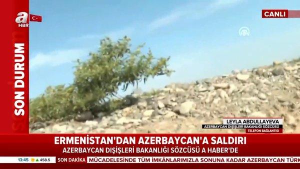 Son dakika... Azerbaycan - Ermenistan sınır hattındaki çatışmalarda son durum ne?