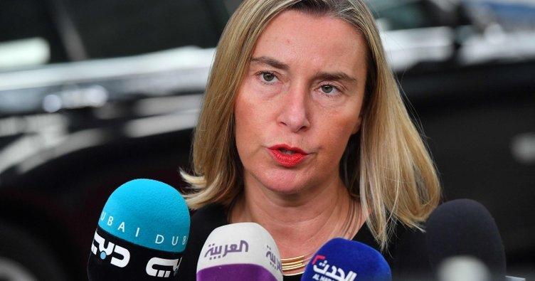 AB'den İran nükleer anlaşması açıklaması