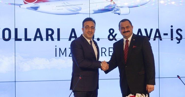 THY ile Hava-İş Sendikası arasında 3 yıllık Toplu İş Sözleşmesi imzalandı
