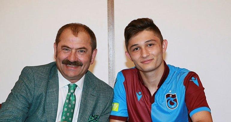 Trabzonspor'un yeni transferi Salih Kavrazlı kimdir? Salih Kavrazlı nereli?