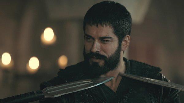 Kuruluş Osman 35. Bölüm'de dünyaca ünlü kick boksçu sürprizi | Video