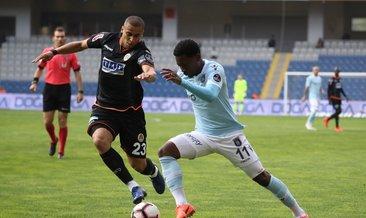 Medipol Başakşehir sezonu beraberlikle tamamladı