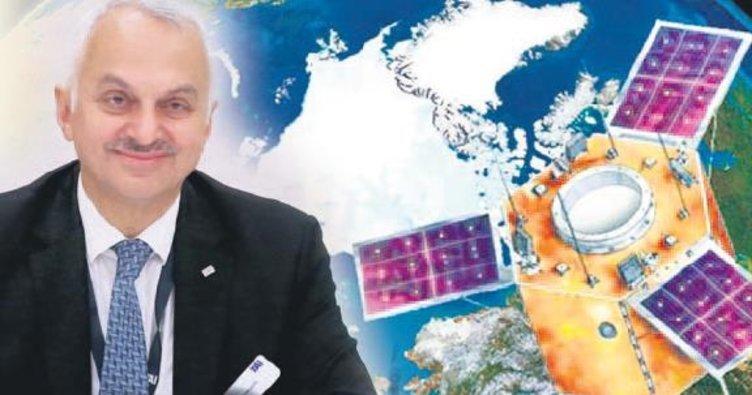 Kotil: Bir tonluk uydu yapacağız