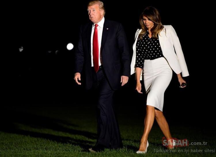 Son dakika: Trump çifti hakkında şoke eden detaylar! Utandıran sırlar ortaya çıktı