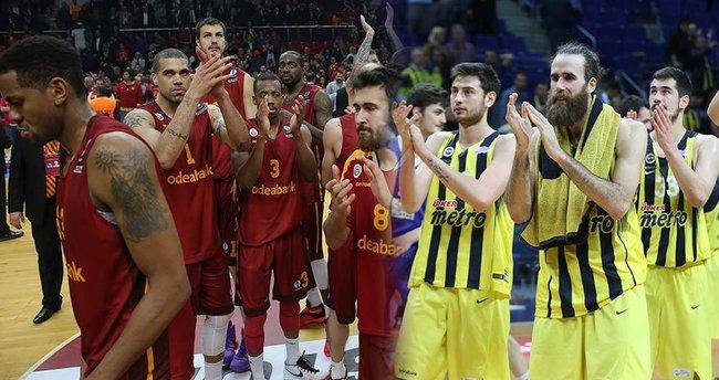 Avrupa'da zorlu Türk derbisi