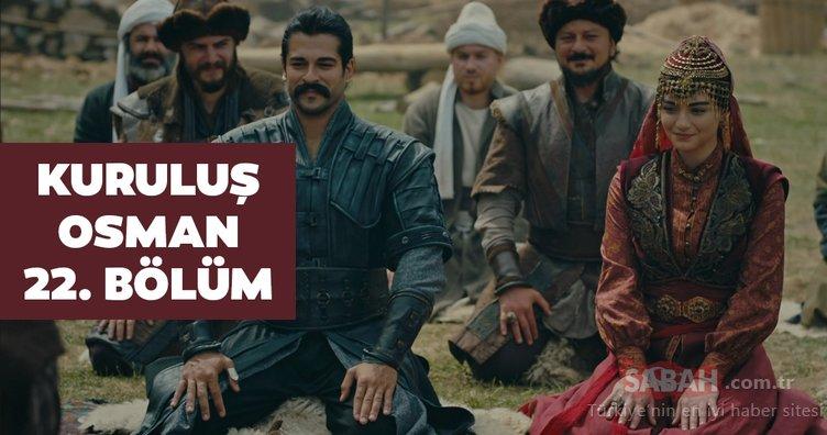 Kuruluş Osman yeni bölüm hemen izle! Kuruluş Osman 22. Son bölüm tamamı tek parça olarak yayımlandı!