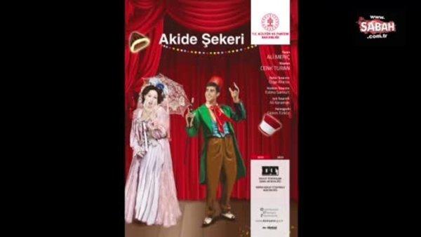 Bursa'da açık havada tiyatro günleri | Akide Şekeri | Video