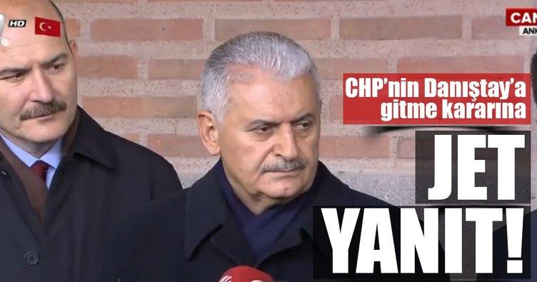 Başbakan Binali  Yıldırım'dan flaş açıklama