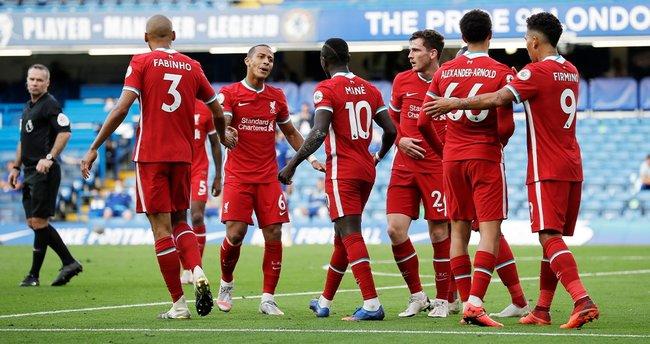 Haftanın maçında kazanan Liverpool! Chelsea 0-2 Liverpool | MAÇ SONUCU
