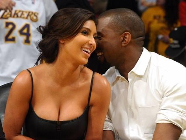 Kim ile Kanye nerede evlenecek?