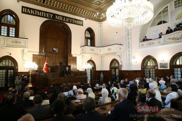 Tarihi gün! 1. Meclis'ten kareler