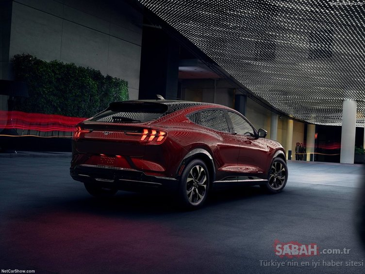 2021 Ford Mustang Mach-E resmen tanıtıldı! Ford Mustang Mach-E modelinin özellikleri nedir?
