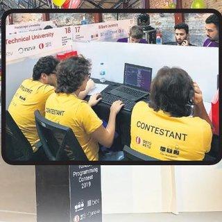 TİMUR SIRT En iyi kod yazan gençler buluştu